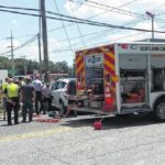 Wreck sends one to hospital