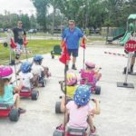 Safety Town shows by example