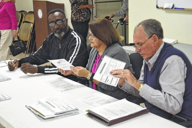 Laurinburg Exchange | Scotland County elections board to ...