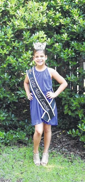 Scotland County's Londyn Clark wins Little Miss Lumbee title