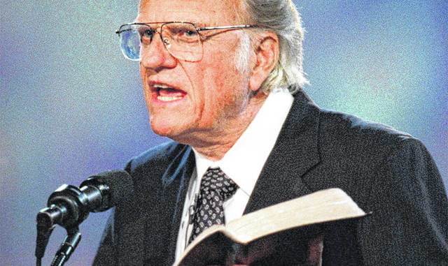 Presidents, community expected to attend Reverend Billy Graham's public viewing